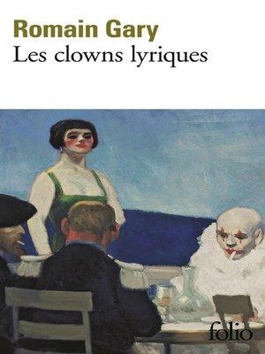 cover image of Les clowns lyriques