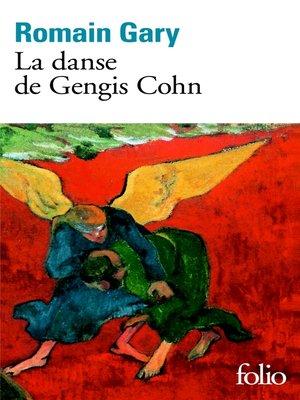cover image of La danse de Gengis Cohn