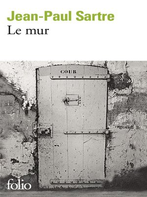 cover image of Le mur
