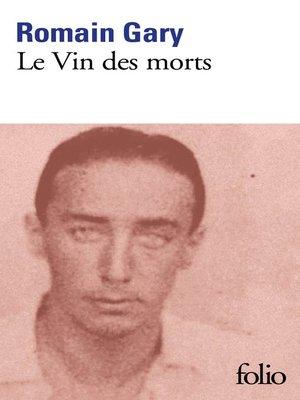 cover image of Le Vin des morts