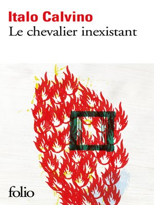 cover image of Le chevalier inexistant
