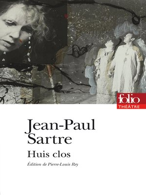 cover image of Huis clos
