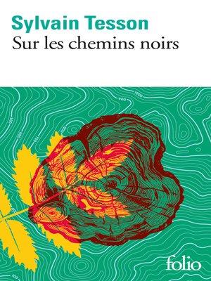 cover image of Sur les chemins noirs