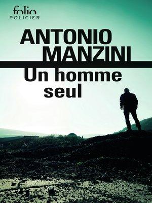 cover image of Un homme seul