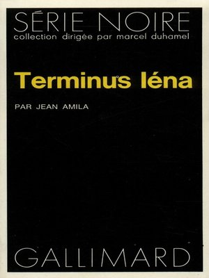cover image of Terminus Iéna