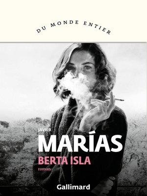 cover image of Berta Isla
