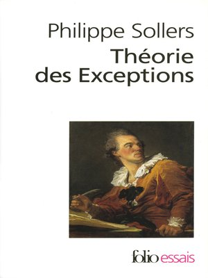 cover image of Théorie des Exceptions