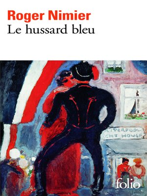 cover image of Le Hussard bleu