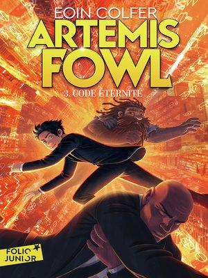 cover image of Artemis Fowl (Tome 3)--Code éternité