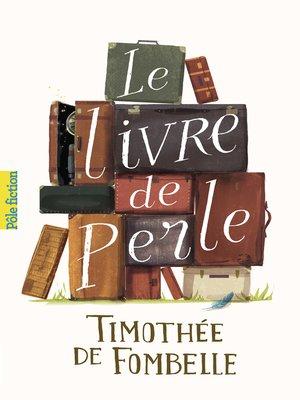 cover image of Le livre de Perle