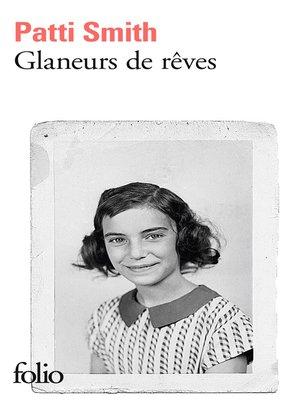 cover image of Glaneurs de rêves