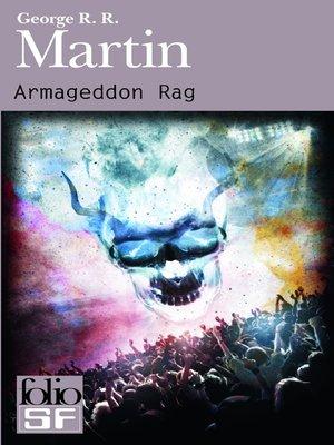 cover image of Armageddon Rag