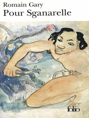 cover image of Pour Sganarelle
