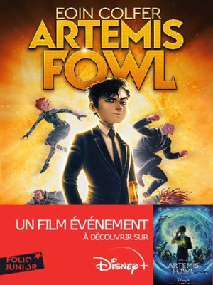 cover image of Artemis Fowl (Tome 1)