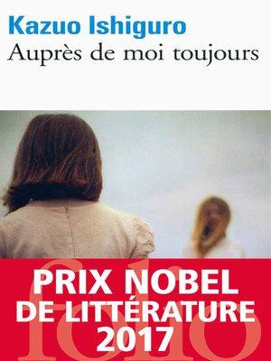 cover image of Auprès de moi toujours