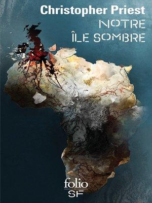 cover image of Notre île sombre (Le Rat blanc)