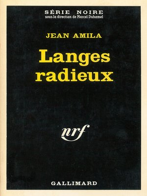 cover image of Langes radieux