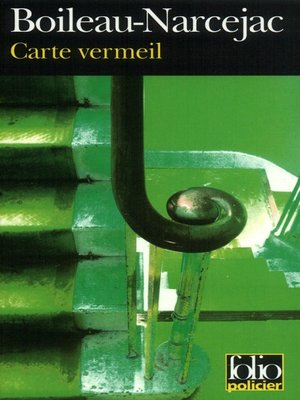 cover image of Carte vermeil