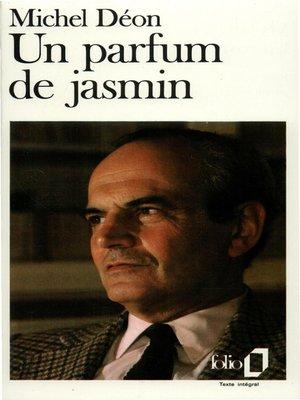 cover image of Un parfum de jasmin