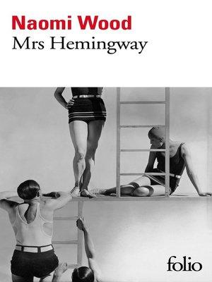 cover image of Mrs Hemingway