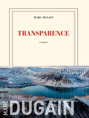 cover image of Transparence