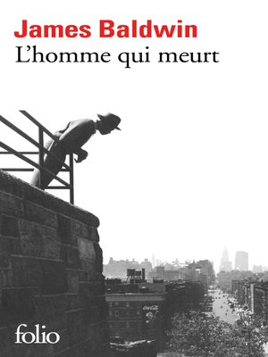 cover image of L'homme qui meurt