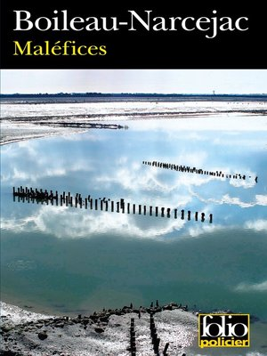 cover image of Maléfices