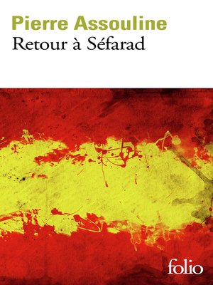 cover image of Retour à Séfarad