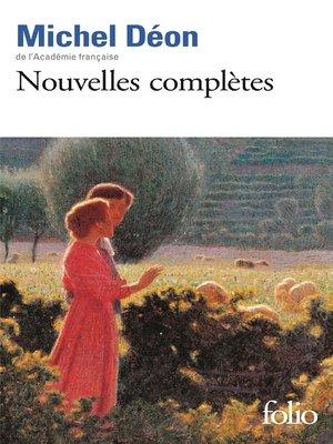 cover image of Nouvelles complètes