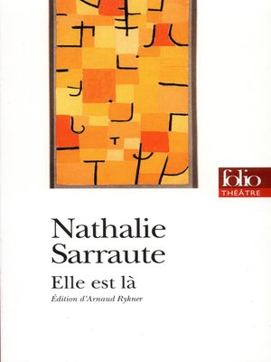 cover image of Elle est là (édition enrichie)