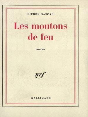 cover image of Les moutons de feu