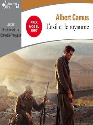 cover image of L'exil et le royaume