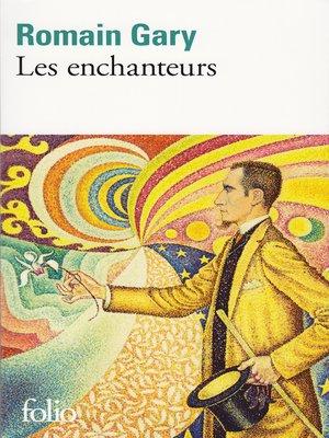 cover image of Les enchanteurs
