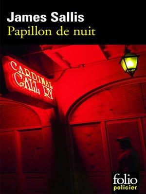 cover image of Les enquêtes de Lew Griffin (Tome 2)--Papillon de nuit