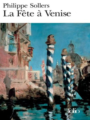 cover image of La Fête à Venise