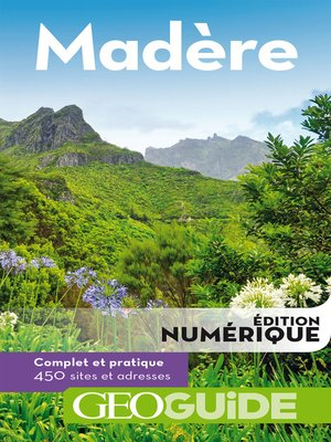 cover image of GEOguide Madère