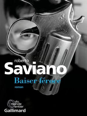 cover image of Baiser féroce