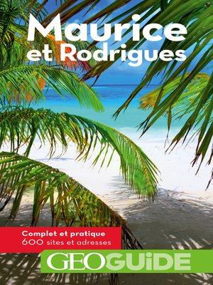 cover image of GEOguide Maurice