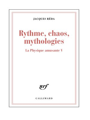 cover image of La Physique amusante (Tome 5)--Rythme, chaos, mythologies