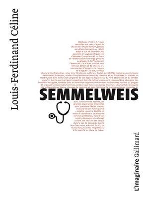 cover image of Semmelweis
