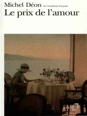 cover image of Le prix de l'amour