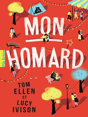 cover image of Mon homard