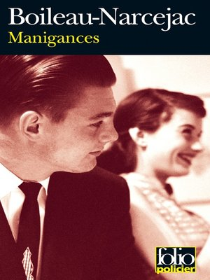 cover image of Manigances