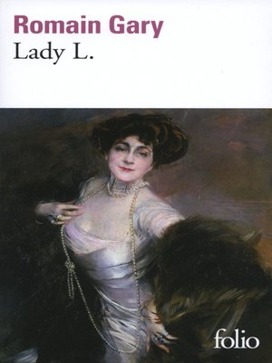 cover image of Lady L.