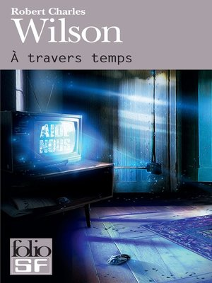 cover image of À travers temps