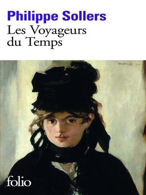 cover image of Les Voyageurs du Temps