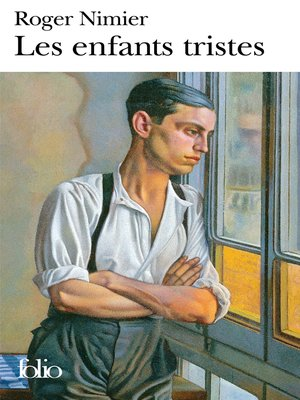 cover image of Les enfants tristes