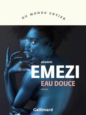 cover image of Eau douce