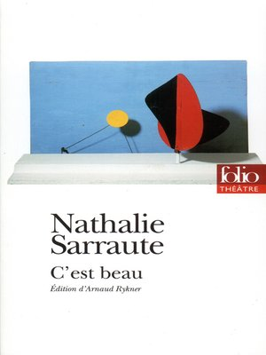 cover image of C'est beau (édition enrichie)
