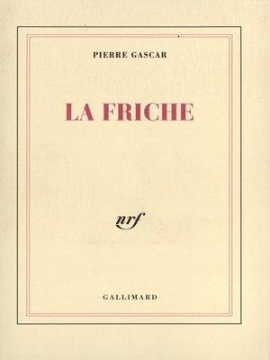 cover image of La Friche